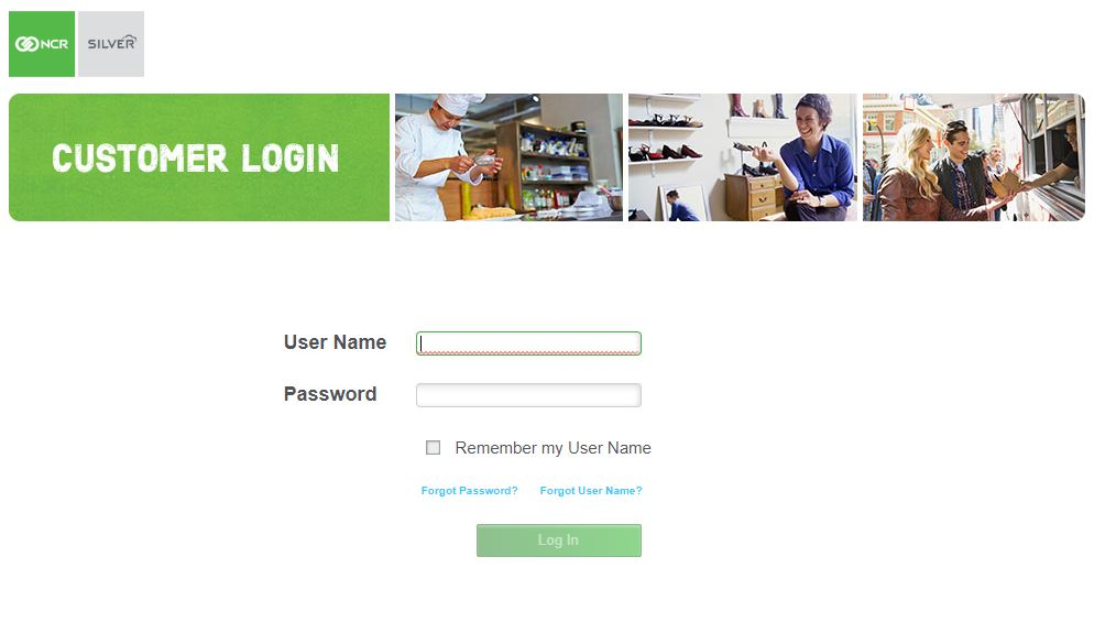 Step-by-Step NCR Silver Login Process