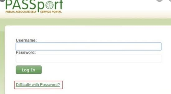 Step-by-Step Publix Passport Login Procedure